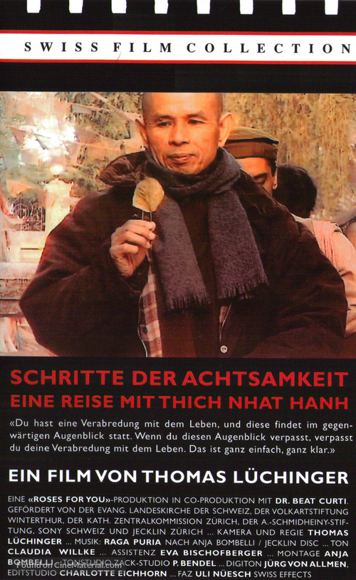 Schritte der Achtsamkeit - Swiss Movie Cover