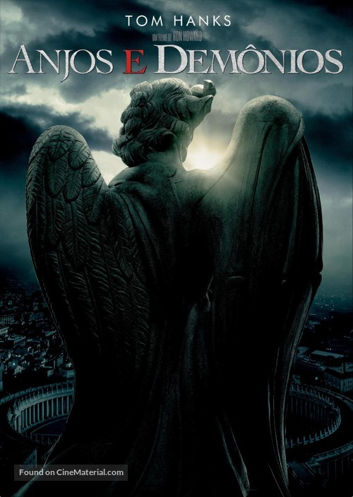 Angels & Demons - Brazilian Movie Cover