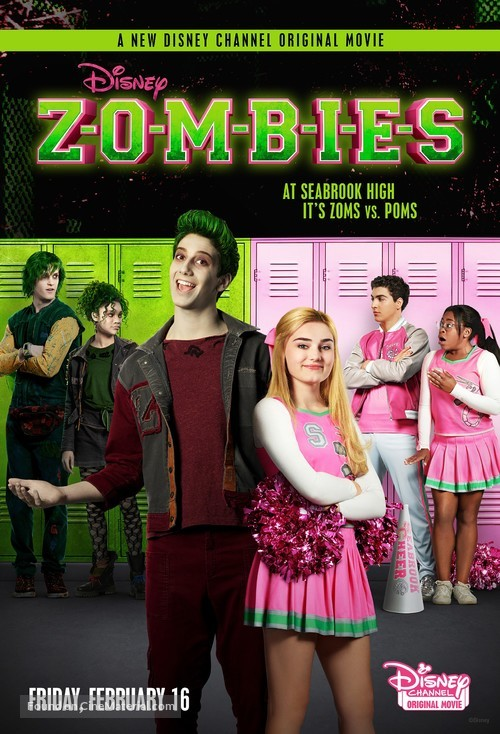 Zombies - Movie Poster
