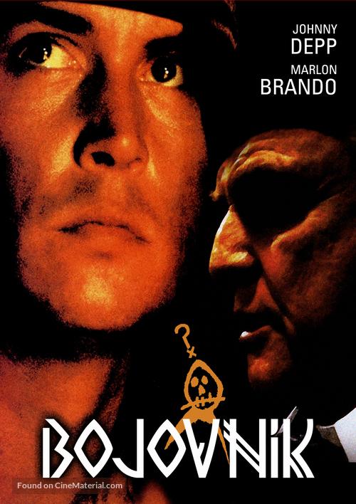 The Brave - Slovak DVD cover