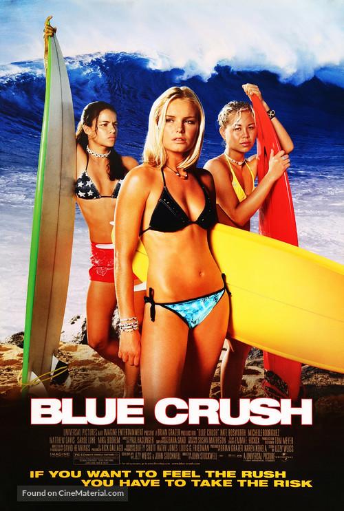 Blue Crush - Movie Poster
