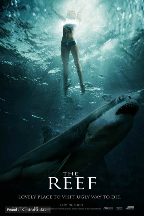 The Reef - Australian Movie Poster