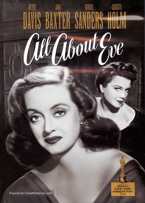 All About Eve - DVD cover