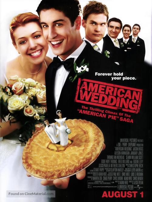 American Wedding - Movie Poster