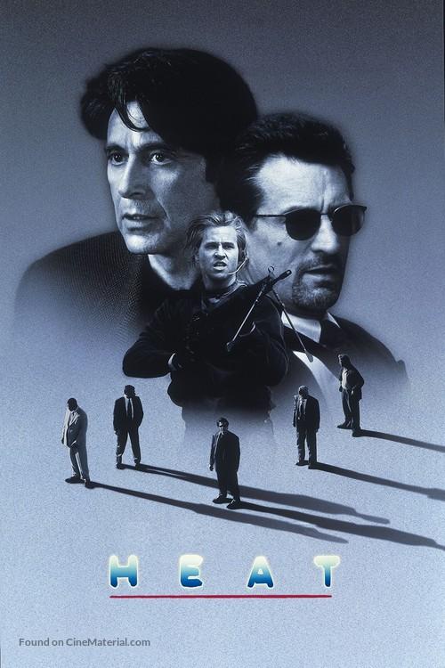 Heat - DVD cover