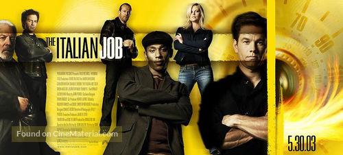 The Italian Job - Movie Poster