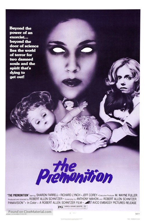 The Premonition - Movie Poster