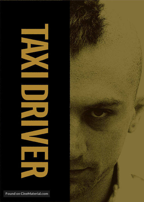 Taxi Driver - DVD cover