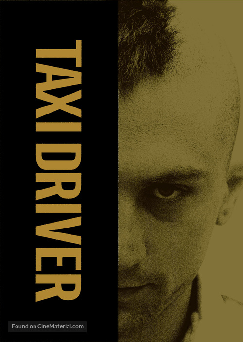 Taxi Driver - DVD movie cover