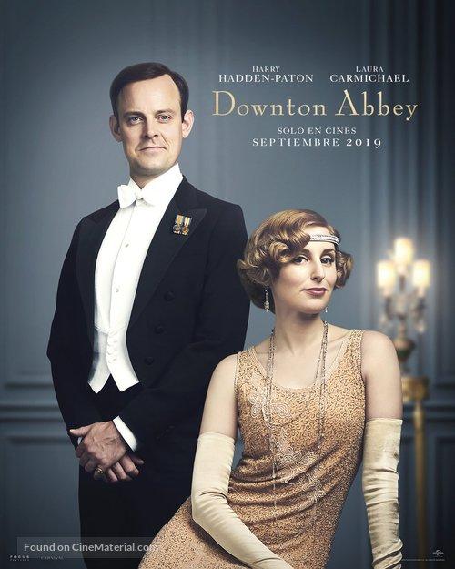 Downton Abbey - Spanish Movie Poster