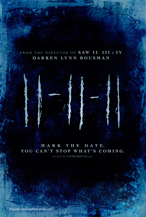 11 11 11 - Movie Poster
