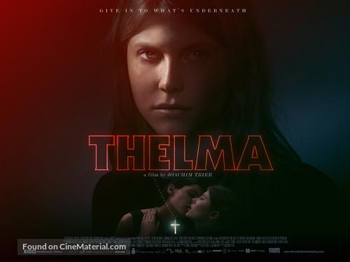 Thelma - British Movie Poster