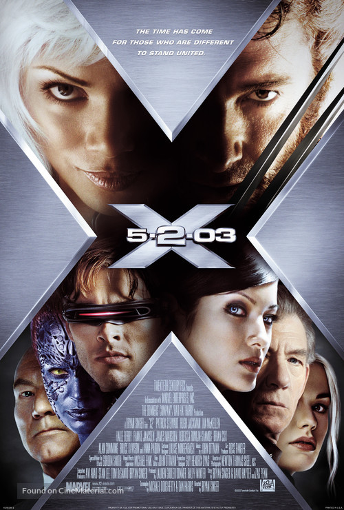 X2 - Movie Poster