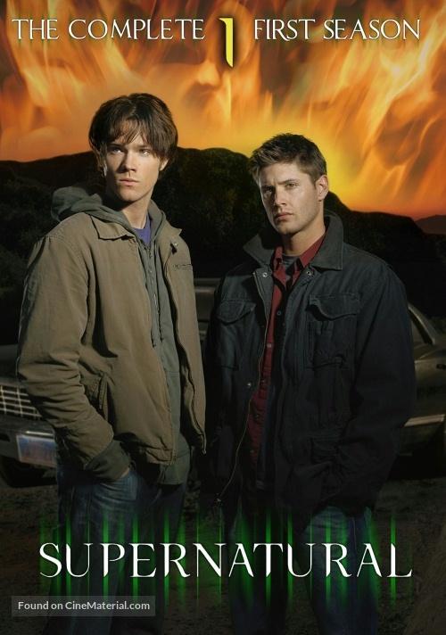 """Supernatural"" - Movie Cover"