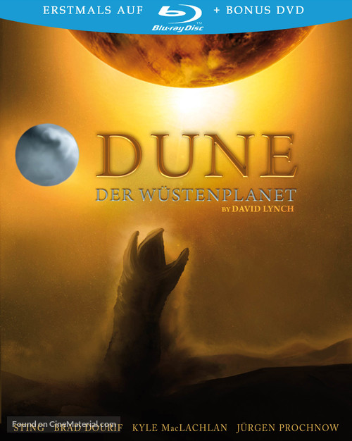 Dune - German Movie Cover