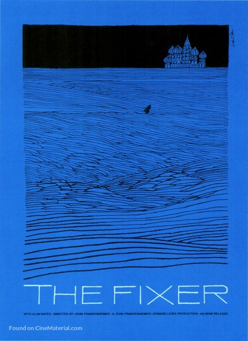 The Fixer - Movie Poster