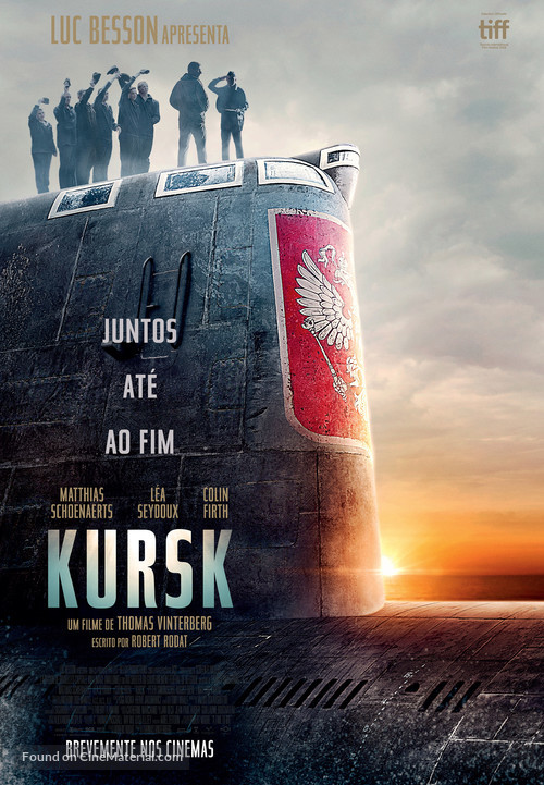 Kursk - Portuguese Movie Poster