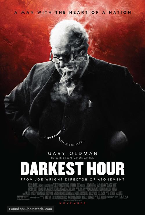 Darkest Hour - Movie Poster