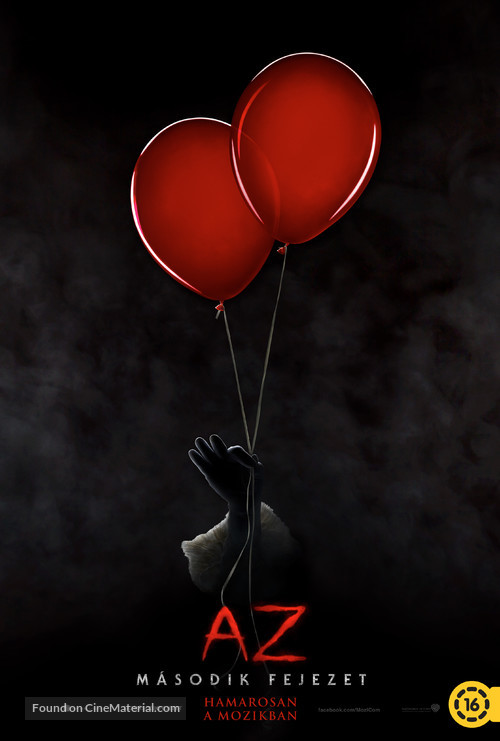 It: Chapter Two - Hungarian Movie Poster