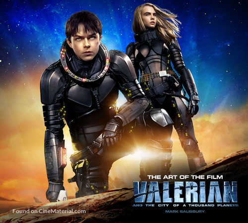 Valerian and the City of a Thousand Planets - Movie Poster