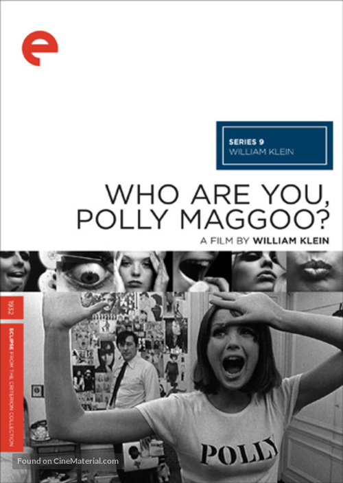 Qui êtes-vous, Polly Maggoo? - DVD cover