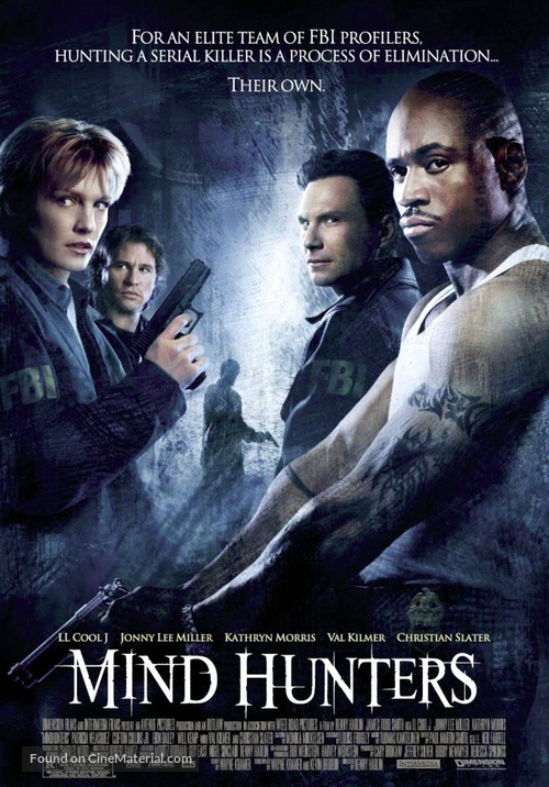 Mindhunters - Movie Poster