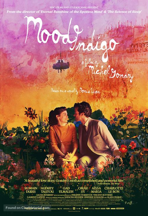 L'écume des jours - Movie Poster