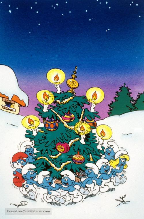 """Smurfs"" - Key art"