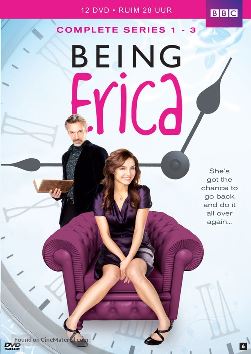 """Being Erica"" - DVD movie cover"