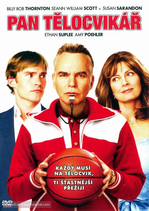 Mr. Woodcock - Czech Movie Cover