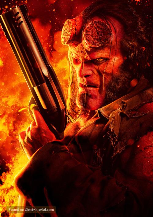Hellboy - Key art