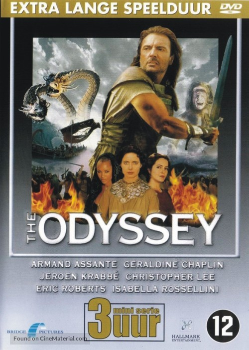 """The Odyssey"" - Dutch DVD cover"