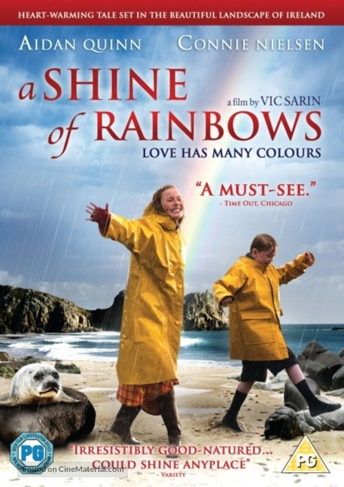 A Shine of Rainbows - British DVD cover