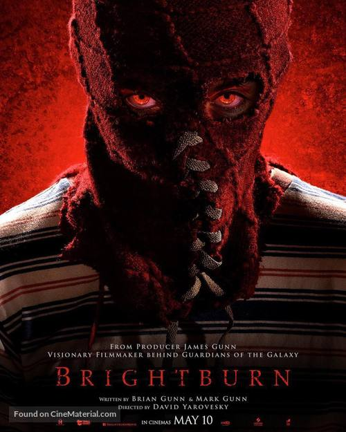 Brightburn - Indonesian Movie Poster