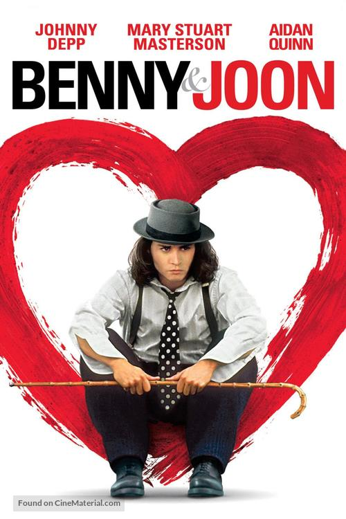 Benny And Joon - DVD cover