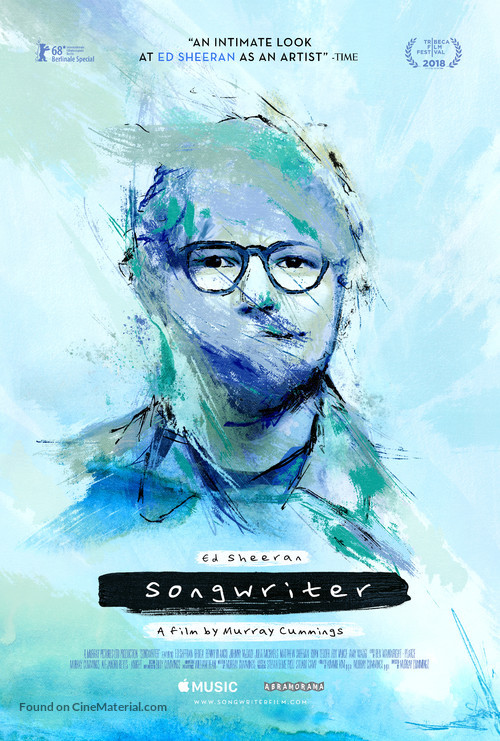 Songwriter - Movie Poster