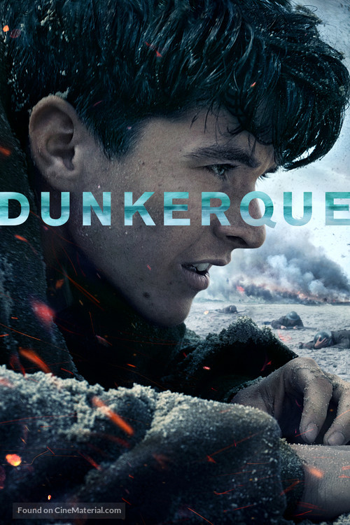 Dunkirk - Argentinian Movie Cover