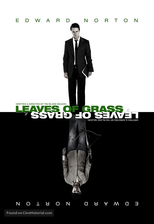 Leaves of Grass - Movie Poster