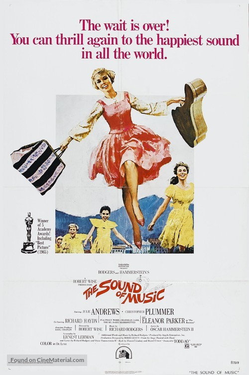 The Sound of Music - Movie Poster