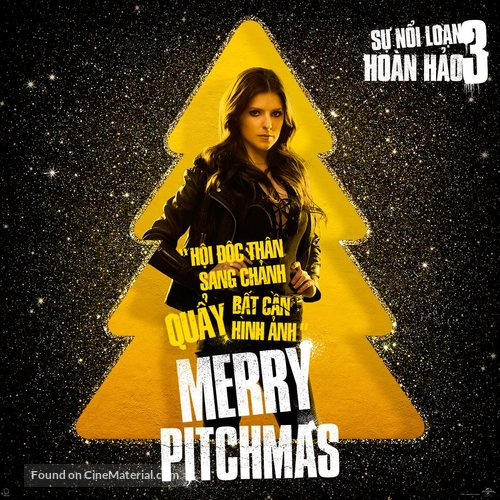 Pitch Perfect 3 - Vietnamese poster