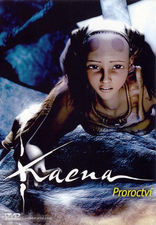 Kaena - Czech poster