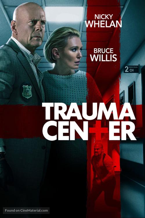 Trauma Room Design: Trauma Center (2019) Movie Cover