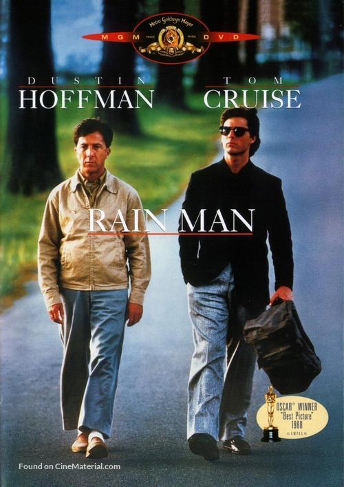 Rain Man - German DVD movie cover