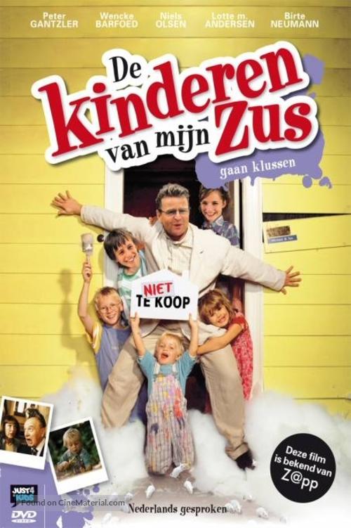 Min søsters børn - Dutch DVD cover