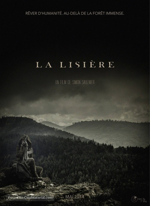 La lisière - French Movie Poster