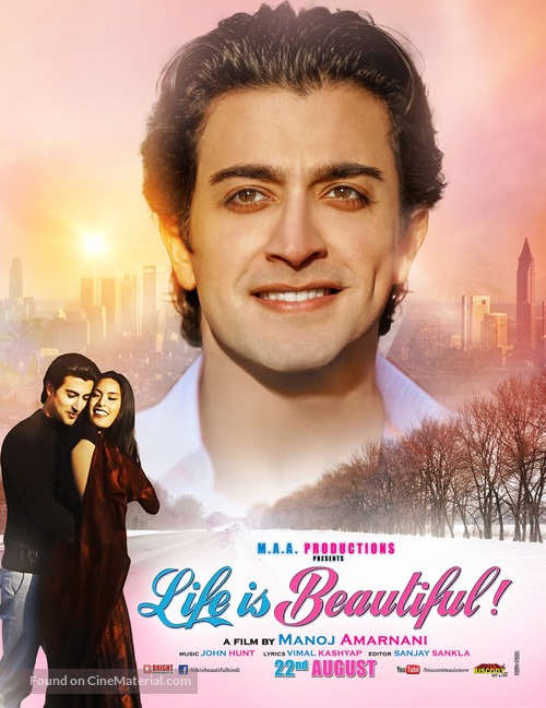 Life Is Beautiful - Indian Movie Poster