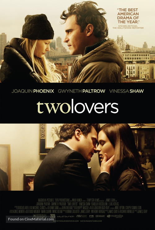 Two Lovers - Movie Poster