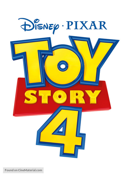 Toy Story 4 - Logo