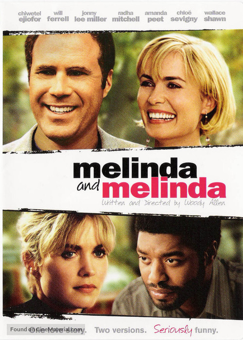 Melinda And Melinda - Movie Poster