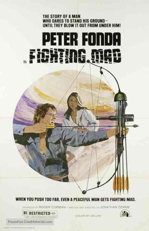 Fighting Mad - Movie Poster